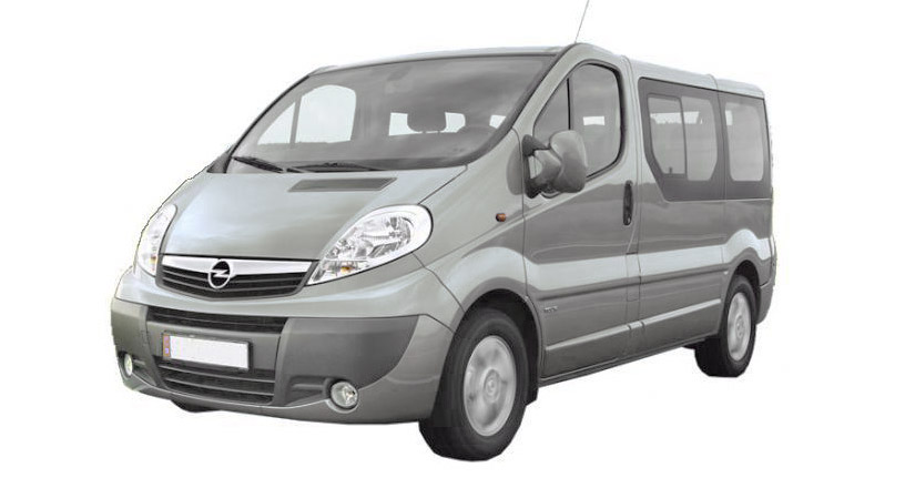 Minibuss/Lastbil