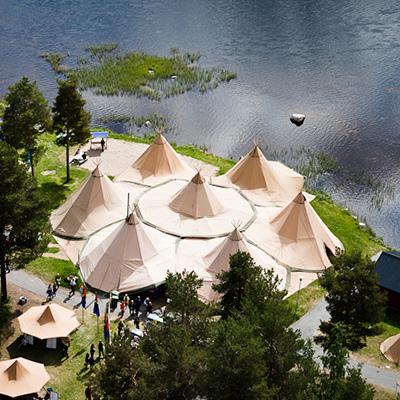 Samelandsresor Event Konferens i Norrland